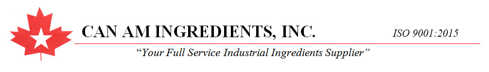 CAN AM INGREDIENTS, INC.
